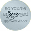 so you're engayged approved vendor